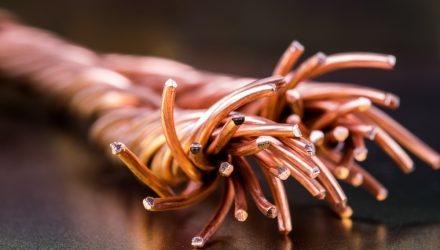 Copper ETFs Rise on Improving Fundamentals