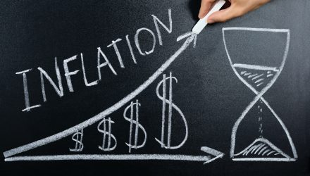 Could Rising Inflation Derail Stock ETFs?