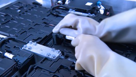 Lithium-Ion Cell Manufacturing Capacity Could Quadruple By 2030