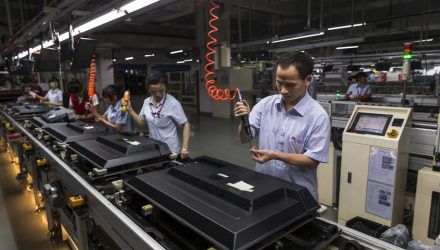 Manufacturing Activity Ticks Higher in China, But Misses Expectations