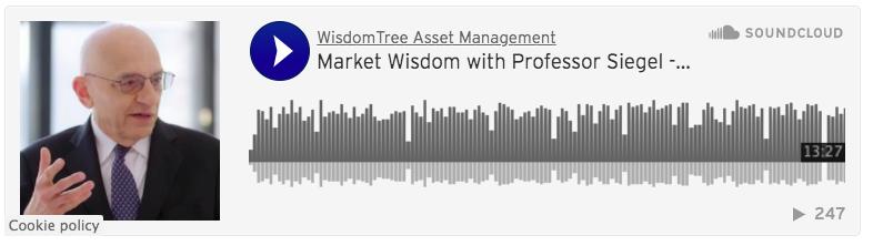 Market Wisdom with Professor Siegel