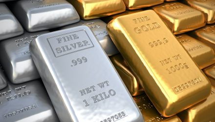 Precious Metals ETFs Slump As Investors Dump Gold And Silver