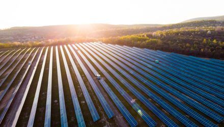 Solar ETF Shines After SolarEdge's Strong Q2 Showing
