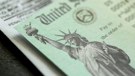Stimulus Bets Help U.S. Stock ETFs Push Higher