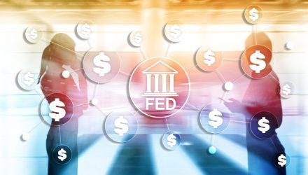 U.S. Stock ETFs Are Higher on Fed Policy Outlook, Consumer Activity