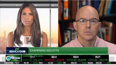 TD Ameritrade: Dave Nadig Examines ESG ETFs