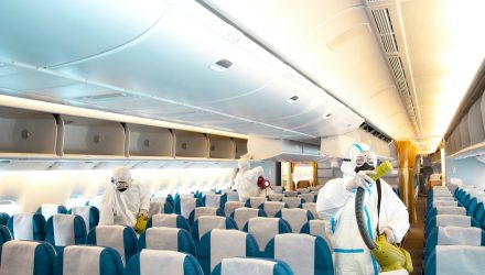 Airline Stocks And JETS ETF Slump Despite Furlough Agreement