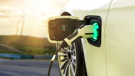 EV Sales Standout and it Could Be Just the Beginning