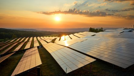 Gain Access To Sizzling Solar With This ETF