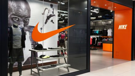 Nike is Helping Consumer ETFs Jump Higher