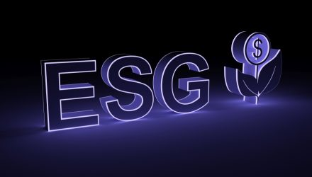 The ESG Investment Theme Has Made a Solid Foothold