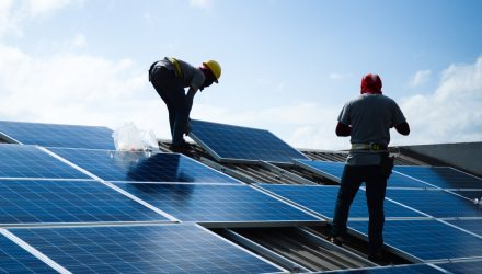The Sun is Shining on the Solar Industry and This ETF