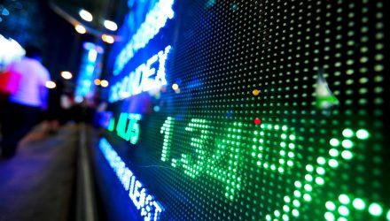 U.S. Stock ETFs Rally Toward New Records