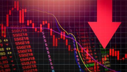 U.S. Stock ETFs Stumble on Jobless Claims, Fed's Stance