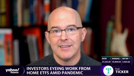 Yahoo Finance Dave Nadig On Sector Rotation, Inflows & Retirement
