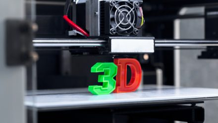 3D Printing ETF Could Print New Highs