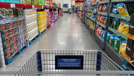 Additional Stimulus Could Boost This Consumer Staples ETF