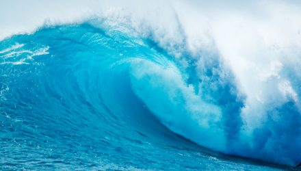 Blue Wave Positioning with a Model Portfolio