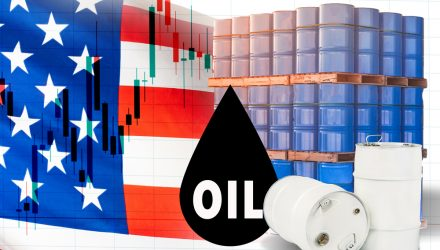 Energy ETFs Pop Despite Drop Off in Crude Oil Prices