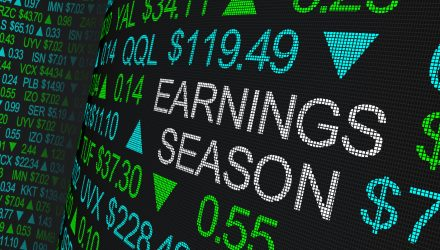 How Much Are Earnings Really Affecting Stock ETFs?