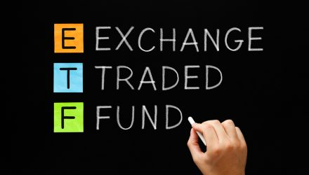 Investment Money Flowing into ETF Surged This Year