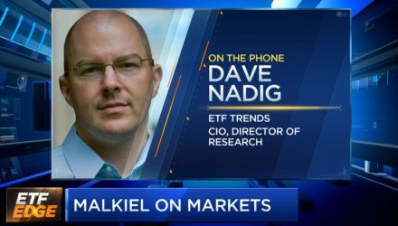 ETF Edge: Dave Nadig And Burton Malkiel Talk Market's Low Turn