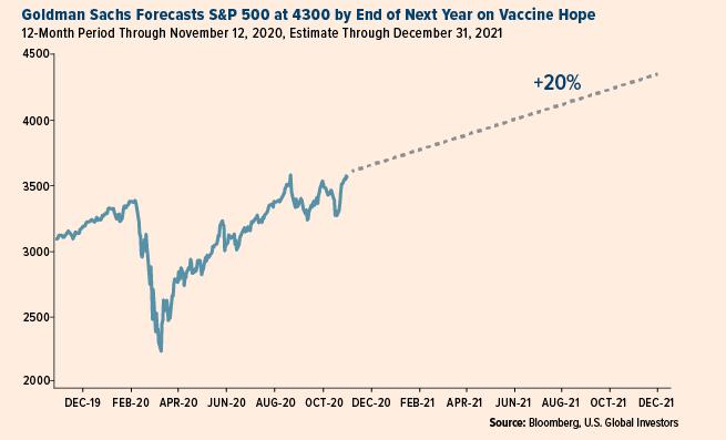 Goldman Sachs Forecasts