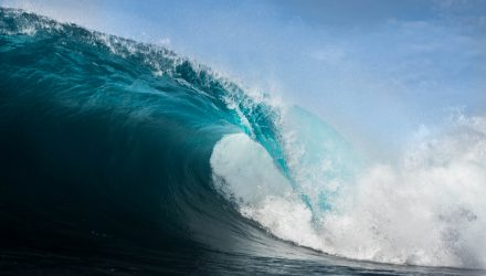 If You Can Handle Big Waves, Surf The 'TECL' ETF