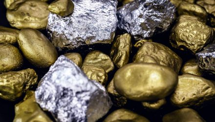Precious Metal ETFs Fall Amid Risk-On Sentiment