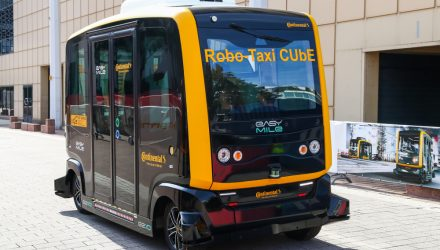 Revolutionizing Urban Transit: Robotaxis and the ARKK ETF