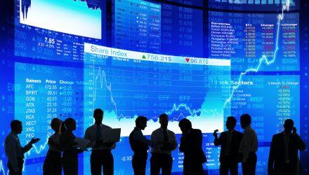 Stock ETFs Rally On Moderna News Sending Dow Toward 30,000