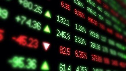 Stock ETFs Stumble Amid Lackluster Economic Data