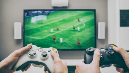 The 'Game as a Service Model' that is Ratcheting Up Gaming ETFs