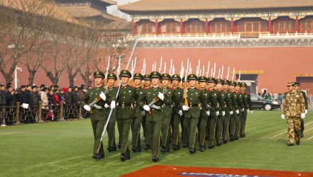 China ETFs Could Look Different as the U.S. Blacklists Military Companies