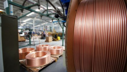 Copper Bull Run May Only Be Getting Started