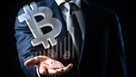 Institutional Investors Are Piling into Bitcoin