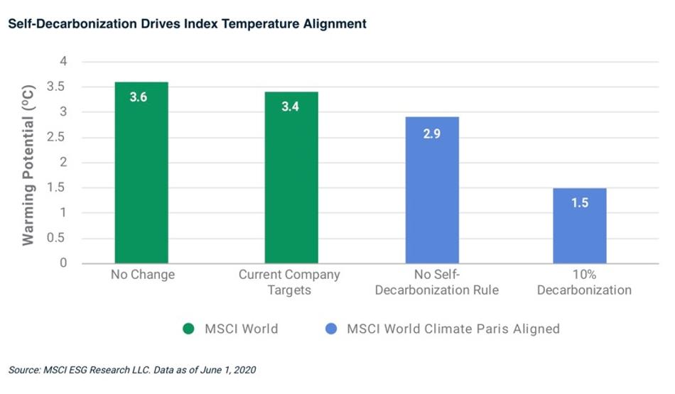 Self-Decarbonization