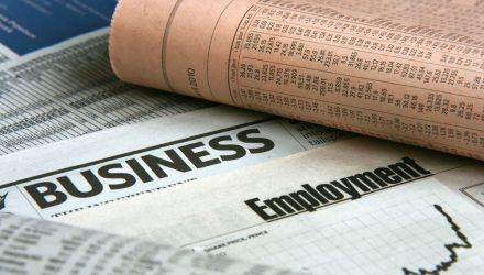 Stock ETFs Edge Higher Despite Poor Jobs Data