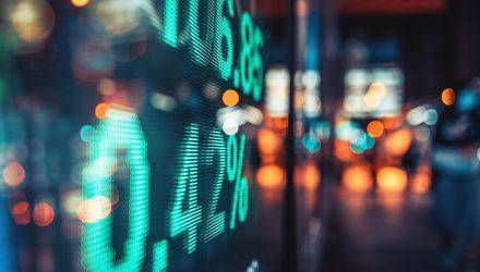 Stock ETFs Target New Highs Amid Positive Economic Data