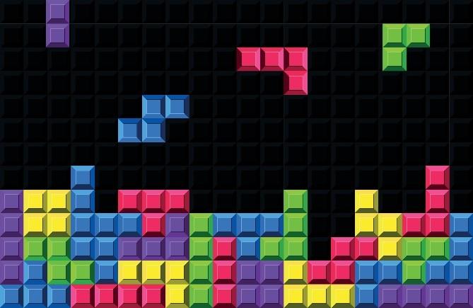 Tetris Picture