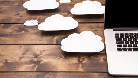The Cloud Computing ETF Up 98% and Not Slowing Down
