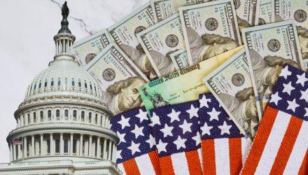 U.S. Stock ETFs Strengthen on Covid-19 Stimulus Bill