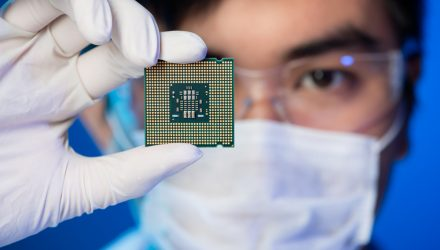 Up Over 50%, the SMH Semiconductor ETF Has a Chip On Its Shoulder