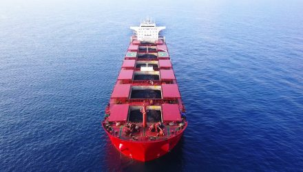 A Dry Bulk Shipping ETF Is Having a Stellar New Year