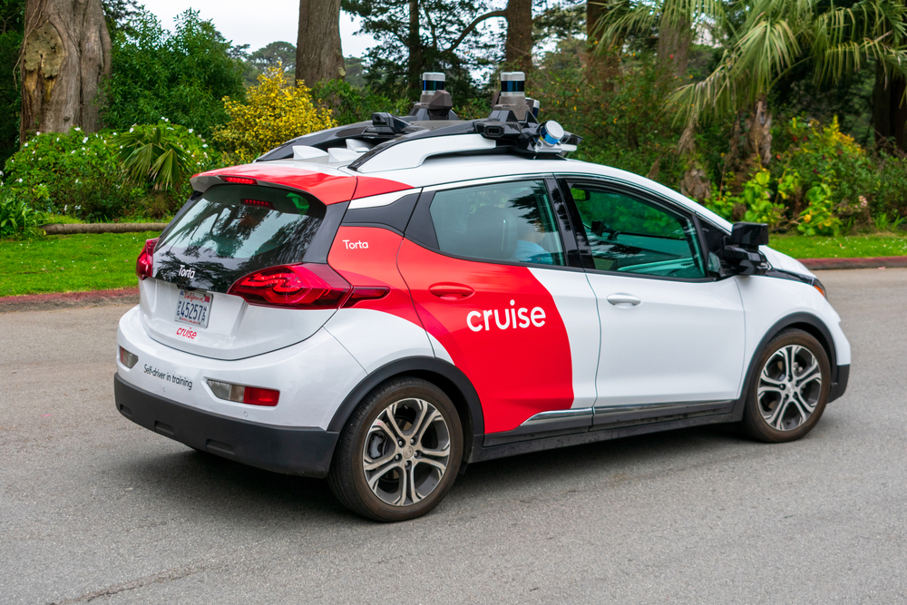 Auto ETFs Rev Up as Microsoft Bets on GM's Driverless Cars