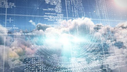 Computing Revenue Soars, But 'WCLD' Is Already in the Clouds