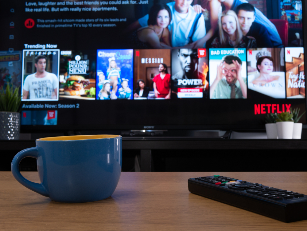 Netflix Surge Lifts Communication, Internet Sector ETFs