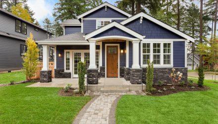 Record Demand For Housing Keeps Homebuilder ETFs In The Spotlight