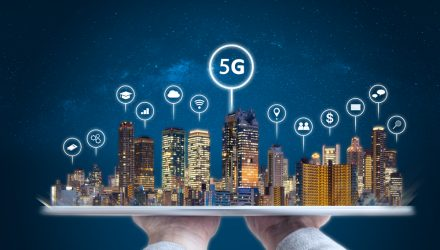 Ride the 5G Infrastructure Rally with Pacer's 'SRVR'