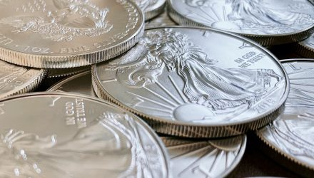 Silver ETFs Fall Amid Strengthening Dollar, Biden Stimulus Release